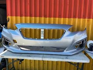 Bumper Cover - Front SUBARU IMPREZA 17 18 19 20