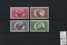 Rumänien 917-920** € 100,-
