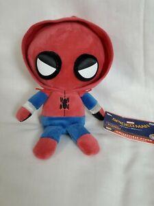 "Pop Funko 7"" Hero plushies Disney Marvel Spider-man Homecoming Hooded costume"