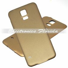 Rear Battery Back Door Cover Case Gold for Samsung Galaxy S5 b499