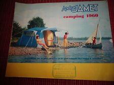 CATALOGUE CAMPING 1960  ( ref 32  )