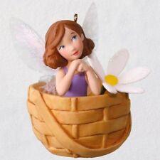 Hallmark 2018 ~ May Flowers Fairy Ornament - 4TH in Friendly Fairies Series