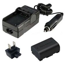 Battery&Charger for JVC Everio GZ-HM30BU GZ-HM30BUC GZ-HM30U GZ-HM30US GZ-HM50