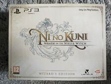 Ni no Kuni: Wrath of the White Witch Wizard's edition (Sony PlayStation 3, 2013)