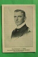 UM1) Marine Kapitänleutnant von Mücke 1914-1918 S.M.S. EMDEN Landungszug 1.WK WW