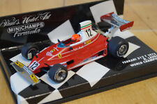 Minichamps  Ferrari  312T  Niki Lauda  1975  1:43  World Champion 1975
