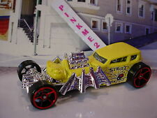 2016 Hot Wheels STREET CREEPER☆Yellow;Red oh5;Spider☆Multi Pack Exclusive?☆LOOSE