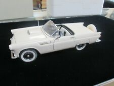 1956 THUNDERBIRD FORD BY DANBERY- DIECAST 1:24