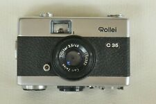 ROLLEI C 35 (Made in Germany).