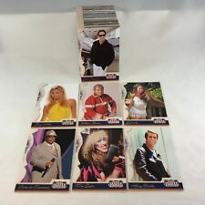 DONRUSS AMERICANA 2007 EDITION Complete Card Set (100) JOHN TRAVOLTA ASHLEY JUDD