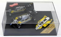 Quartzo 1/43 Scale 4034 - F1 Renault RE30B Winner French GP 1982 - #16 R.Arnoux