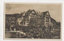 Luzern Kurhaus Sonnmatt Switzerland [2121] Goetz RP  Postcard 323b