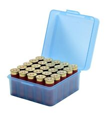 New Ammo Box 22 round 12 Gauge Ammunition Safe Gun Rifle Bullet Case Security