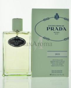 Infusion D'Iris By Prada Eau De Parfum 6.8 OZ  200 Ml For Women NEW
