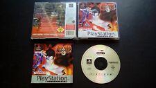 TEKKEN 3 : JEU Sony PLAYSTATION PS1 PS2 (Namco COMPLET envoi suivi PAL)