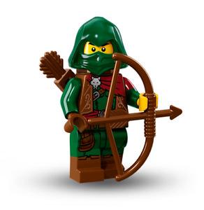 NEW LEGO SERIES 16 ROGUE MINIFIG SET cmf castle knight robin hood archer 71013