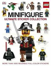 Ultimate Sticker Collection: LEGO Minifigure (Ultimate Sticker Collections) by D