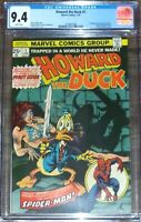 Howard the Duck #1 CGC 9.4 (01/1976) Marvel Comics 1st Solo Series