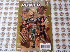 Ultimate Power (2006) Marvel - #1, Supremeverse, Bendis/Land, NM-