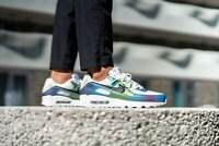 New Mens Nike Air Max 90 20 in Summit White/Black-Multi Color Colour Size 11.5