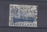 Netherlands 1950 20c Ship SG718 VFU J3144