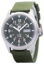 Seiko 5 Military Automatic Sports SNZG09K1 SNZG09 SNZG09K Men's Watch
