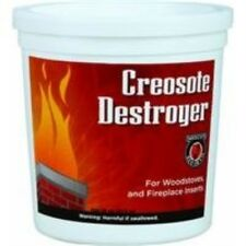 Meeco'S Red Devil 14 1-Pound Creosote Destroyer