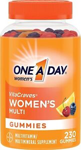 One A Day Women's VitaCraves Multivitamin Gummies, Supplement with Vitamin...