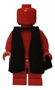 Graduation Cape for Lego Minifigures accessories