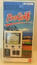 Vintage Pro Golf LSI Game New In Box Bandai 1985 Needs Battery LR44  0200234