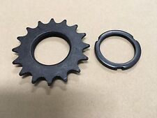 Fixed Sproket 16T for Track Bike or Fixie with free lockring