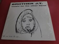 Brother J.T. - Music For The Other Head Siltbreeze LP 1995 SB#41 Original Sins