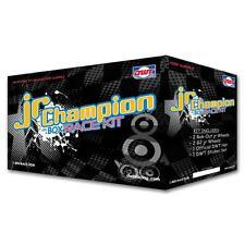 "DWT JR CHAMPION IN A BOX 10"" FRONT 8"" REAR ROLLED LIP YOUTH QUAD HONDA KTM"