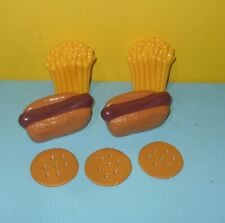 Step2 Hotdogs - Ritz Crackers Play Kitchen Food Pretend Cook Food Playhouse