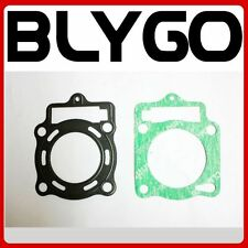 Engine Head Bottom Base Gasket LC300cc 250cc Water Cooled PIT Quad Dirt Bike ATV