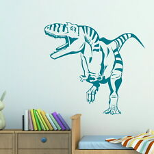 Tyrannosaurus Rex - Dinosaur Wall Transfers / Room Wall Decal Wall Stickers Di4