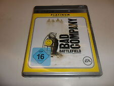 PlayStation 3  PS 3  Battlefield Bad Company [Platinum]