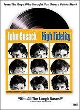 High Fidelity (Dvd, 2000) w/ John Cusack & Jack Black, dir. Stephen Frears