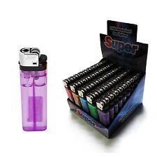 100 PACK Disposable Cigarette Lighters Wholesale Bulk Lighter 100 Pcs Resale