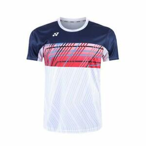 New Outdoor sports Tops Table tennis clothes men's Tees badminton T-Shirts