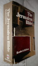 THE JERUSALEM BIBLE Reader s Edition	Doubleday e Company 1968 Bibbia Biblica di
