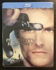 Minority Report (Bluray) Best Buy Exclusive SteelBook Oop Rare