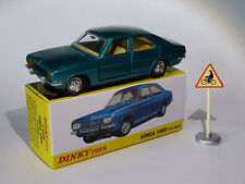 Simca 1800 Pre-production + Panel - Ref 1409 to the / Of 1/43 Dinky Toys Atlas