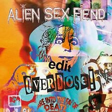 Alien Sex Fiend ‎– edit/Overdose! (2017)  2CD  NEW/SEALED  SPEEDYPOST
