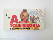 Agence Tous Risques (The A-team) COMPLET PARKER 1984