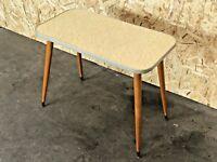 50er 60er Jahre Beistelltisch Nierentisch Mid Century Nierentisch Ära Design 50s