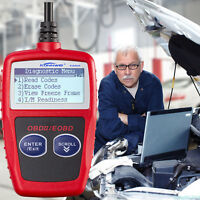 MS309 OBD-2 Scanner Diagnostic Tool Car Fault Code Reader Data Tester OBDII&EOBD