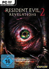 Resident Evil: Revelations 2 (PC, 2015, DVD-Box)