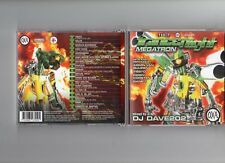 DJ Dave202 - Trance Night - Megatron - CD MIXED NEUWERTIG - TBA OXA SWITZERLAND