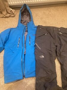 The North Face Summit Series Ski Jacket And Trousers - Men's Medium
